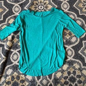 Green Jegging T